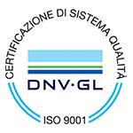 certificazione di qualità - dnv-gl