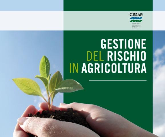 gestione del rischio in agricoltura